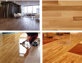 commercial wood floor sanding